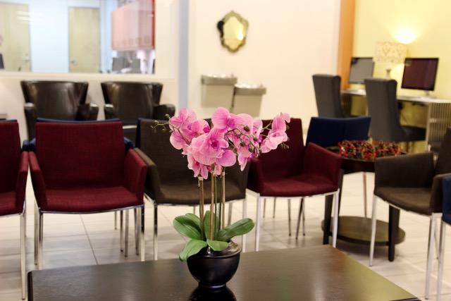 The Vision Center Reception Area 11